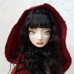 Фарфоровая кукла Red Riding Hood от Forgotten Hearts