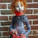 Коллекционная кукла Клара от Светланы Ветровой