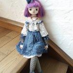 Коллекционная кукла Полина от Светланы Ветровой