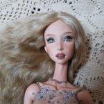 Фарфоровая кукла Aelita от Viktoriya Art Doll