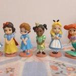 Фигурки Disney Animators(6шт) Аукцион с 100 руб, БЕЗ отпускной цены!