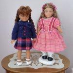 Две куколки American Girl mini. Аукцион БЕЗ отпускной цены!