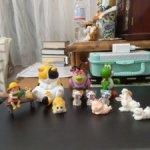 Лот коллекционных игрушек