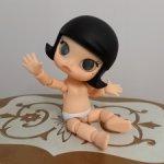 Шарнирная куколка Молли, НЮД