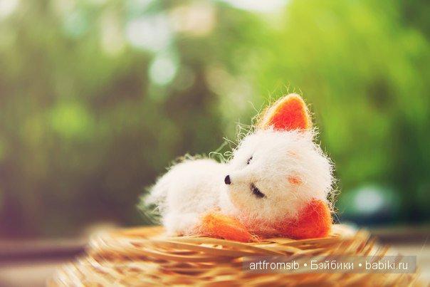 лисичка, сухое валяние, сплюшка