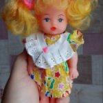 винтажные пупсы и куклы по типу Барби