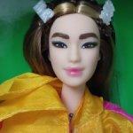 Кукла Барби БМР высокая азиатка светлого скинтона