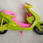 Скутер Барби винтажный от Mettel