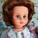 механическая кукла ГДР