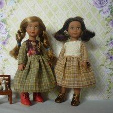 Комплекты с обувью для  American Girl mini и Lori