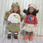 Одежда и обувь для American girl mini, Lore,