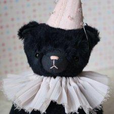 Мой первый темный мишка тедди