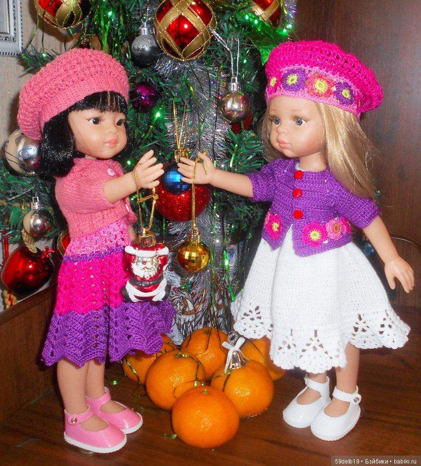 Куклы Готц и паоло Рейна