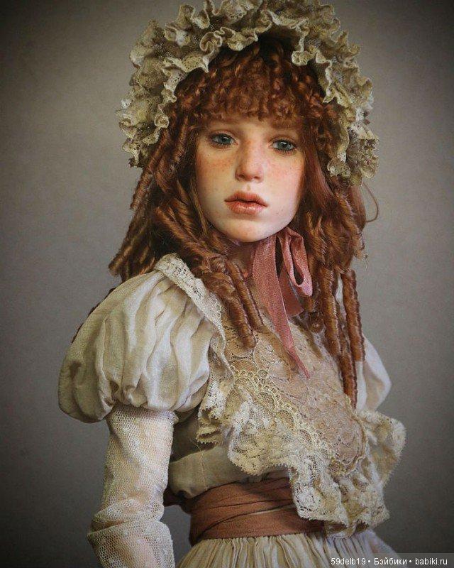 авторкая кукла Михаила Зайкова