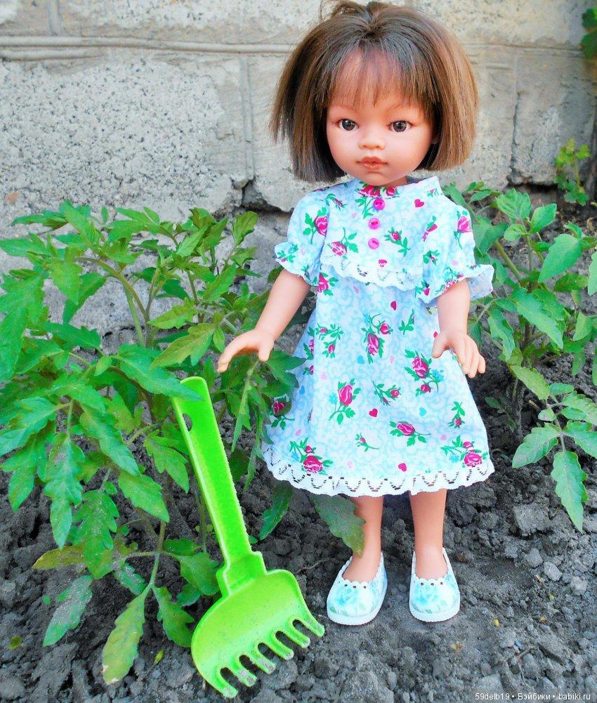 одежда для кукол Антонио Хуан