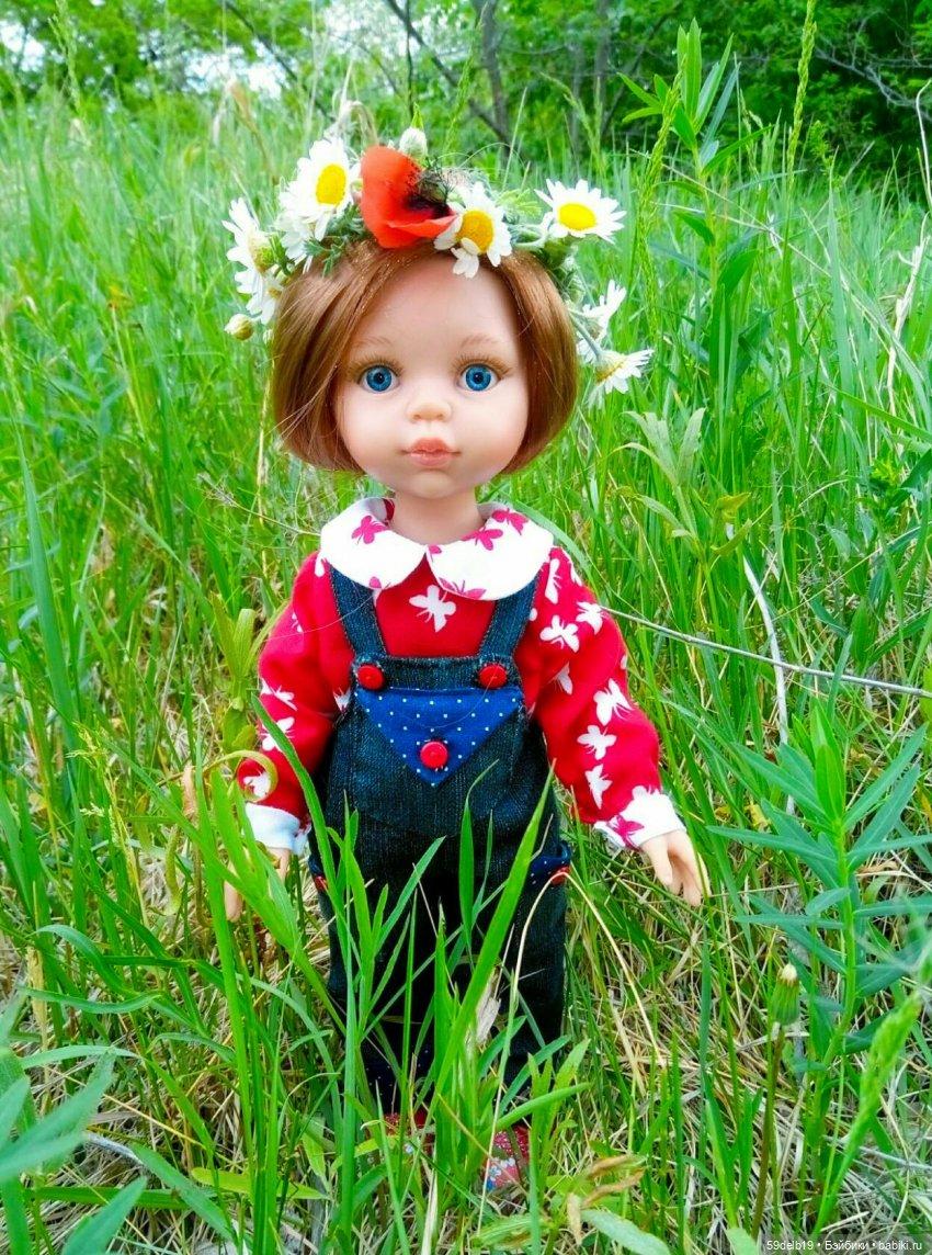 Одежда для кукол Паоло Рейна на заказ, ручная работа