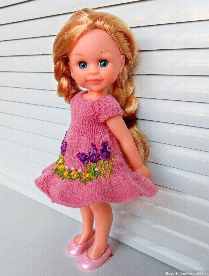 Одежда для кукол мини Паоло Рейна, ручная работа