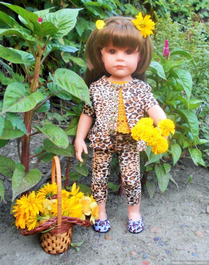 одежда для кукол ГОТЦ на заказ