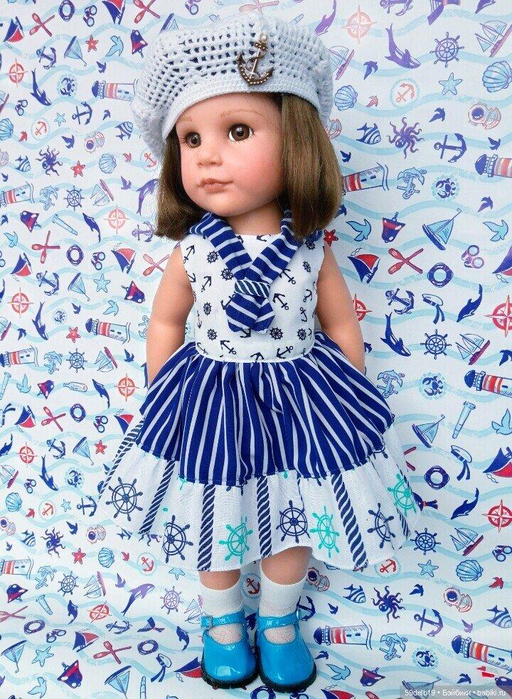 Вяжу и шью для кукол ГОТЦ и других кукол
