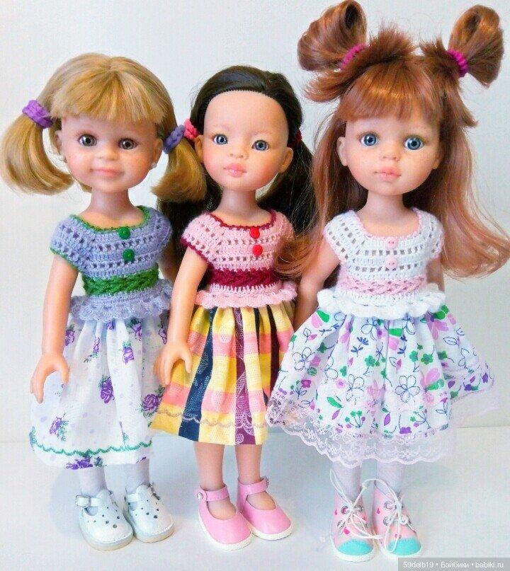 одежда для кукол своими руками