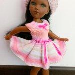 Куколка от  Vidal Rojas Muñecas, мулатка 42 см