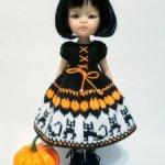 Платье ведьмочки для паола рейна