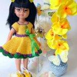 Одежда для кукол паола рейна, скидка 5% - до 8 МАРТА при покупке 2-х и более  изделий