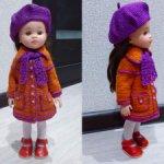 Одежда для паолочек и кукол похожего формата