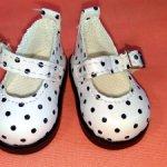 Туфельки для Минуш.