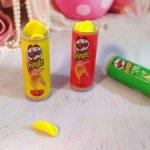 Чипсы Pringles. Миниатюра.