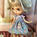 Платье для кукол Блайз, подобных деток.