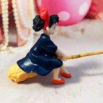Ведьмочка Кики из мультфильмы «Ведьмина служба доставки».