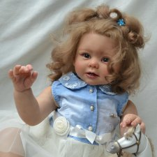 Мои последние лялечки! Куклы реборн Оксаны Калиниченко