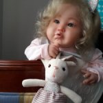 СКИДКА! Кукла реборн Верочка