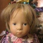 Кукла Сильвии Наттерер, бесплатная доставка