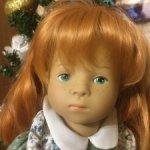 Продам куклу Сильвии Наттерер