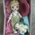 Продам шарнирную куколку