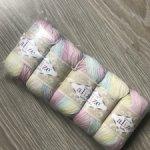 Набор пряжи для вязания