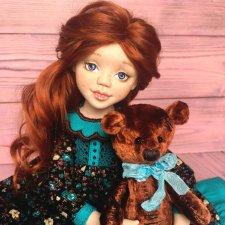 Моя первая будуарная куколка Эйрин