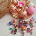 Куклы LOL и аксессуары