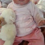 Малышка из молда Poppet