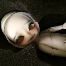 Распаковка шарнирной куклы Withdoll