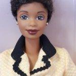 Барби  от Avon деловая женщина афроамериканка