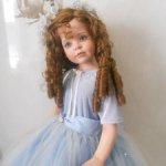 Платье балерины от Donna RuBert!  Временно - 1900!