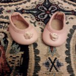 Обувь для куклы Paolo Reina. Размер по подошве 5 х 3 см