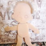 Плоская кукла СССР