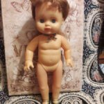 Кукла... Возможно Испания. 35 см