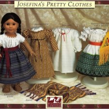 JOSEFINA'PRETTY CLOTHES. Выкройки в PDFформате