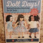 """Набор выкроек для кукол ростом 18""""(45 см)"""