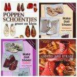 Кукольная обувь. Книги PDF, JPGформаты